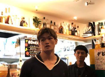 ラウェイ王者金子大輝さんのK-1壮行会