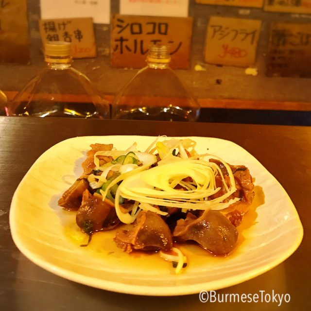麺屋桔梗の料理