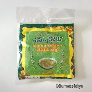 ミャンマー食品:インスタントラカインモンティスープ