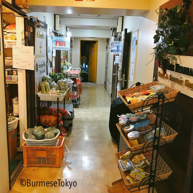 高田馬場タックイレブン の店内