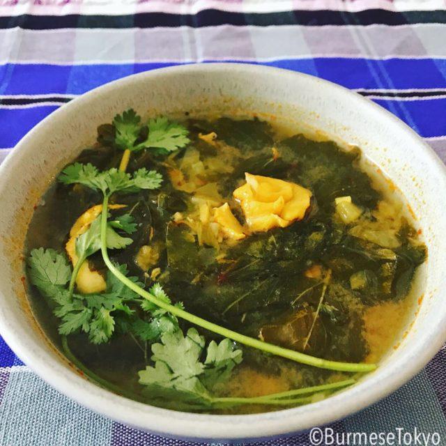 チンバウンのスープ