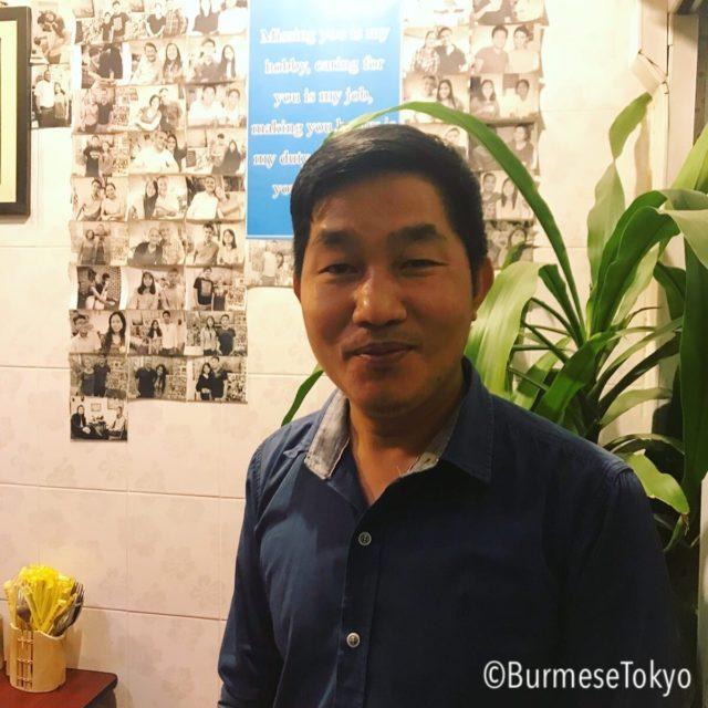 Mu Ai Kachin のスタッフの方