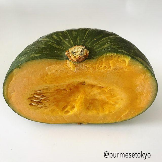 ミャンマー野菜:かぼちゃ