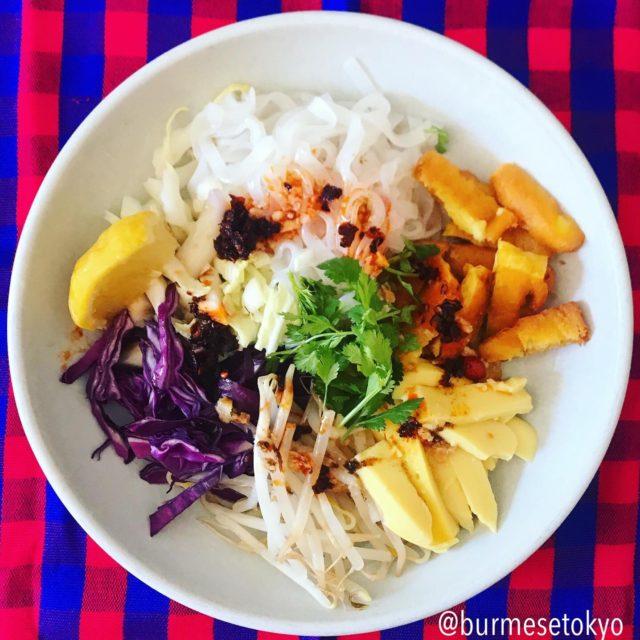 ミャンマー料理:モウンパウン