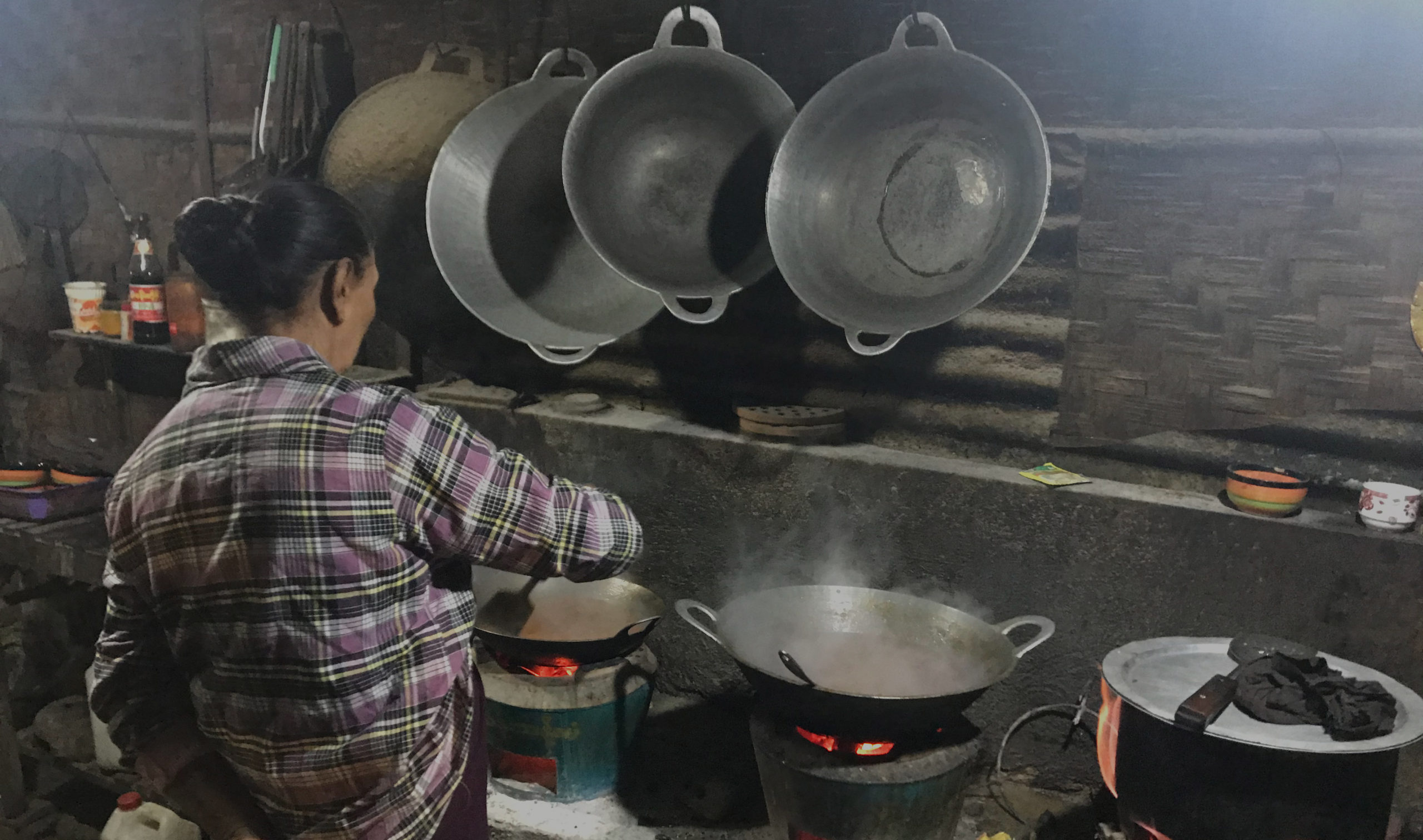 ミャンマー の調理法名について