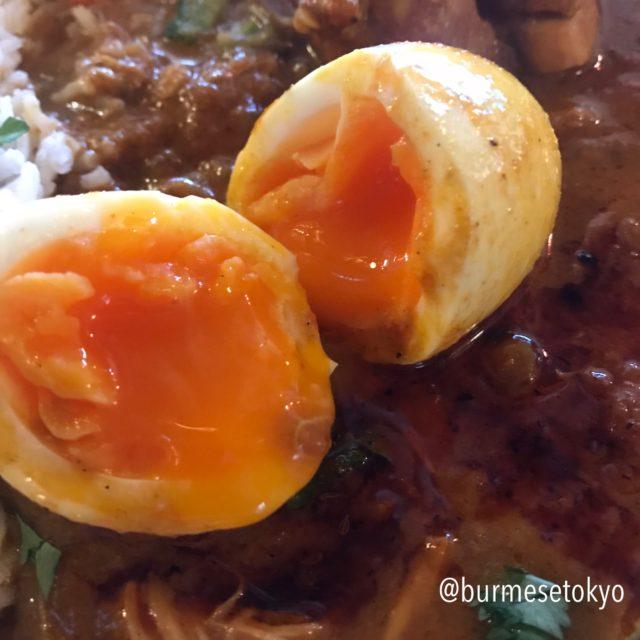 マルマサラのスパイス卵