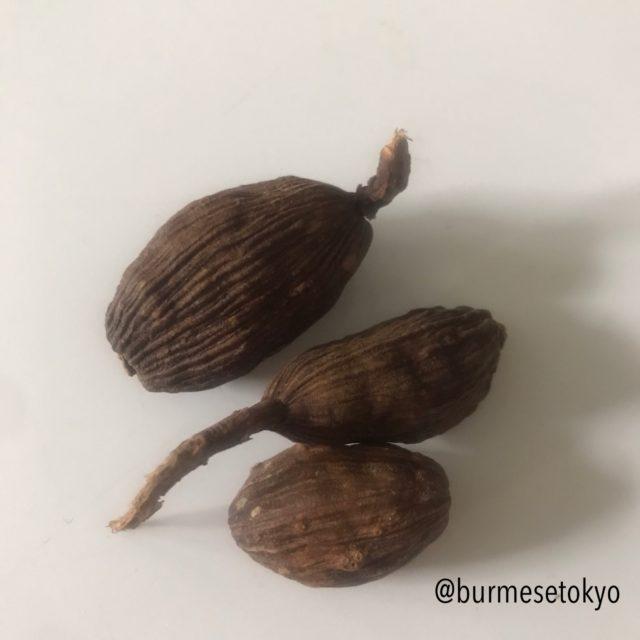 ミャンマースパイス:シャカゥ(草果)