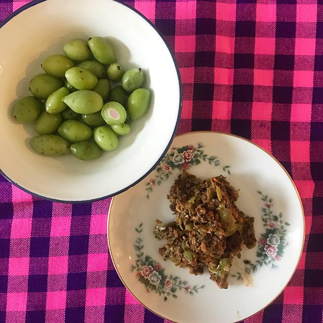 ミャンマー果物:マヤンディ