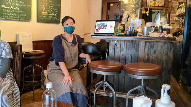 ラペソー&日本茶葉ペースト教室の開催場所