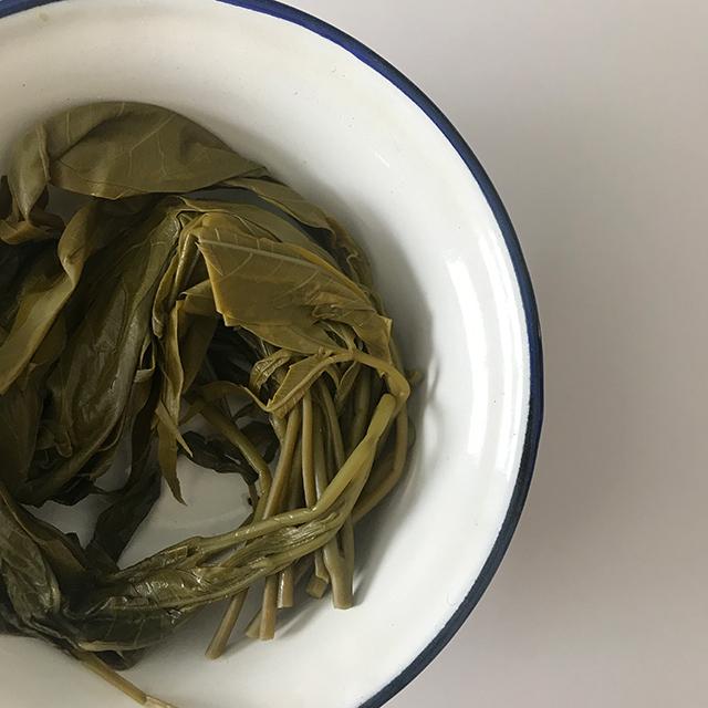 ミャンマー発酵物:kadet-chin(カデッチン)